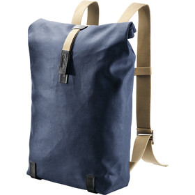 Brooks Pickwick Canvas Backpack 26L, dark blue/black